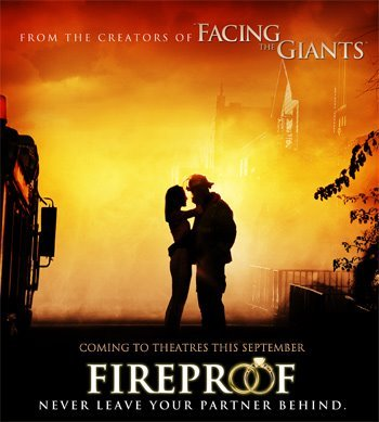 movie review fireproof 2008 shouting at cows