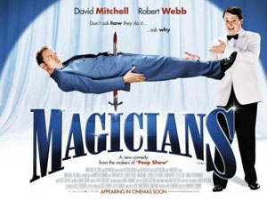 Movie Review: The Magicians (2007)