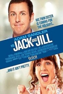 Movie Review: Jack and Jill (2011)