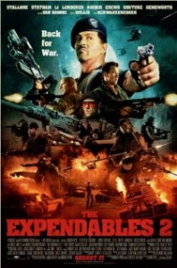 Movie Review: The Expendables 2 (2012)